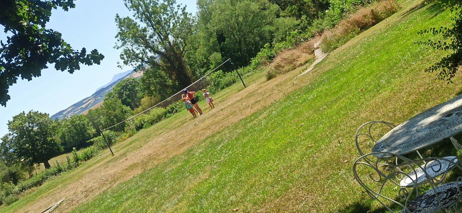Aire-de-Jeux Camping-des-Papillons