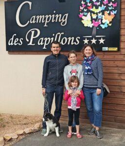 Bienvenue au Camping-des-Papillons