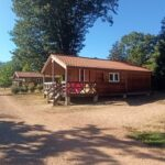 Chalet-Allier Camping-des-Papillons