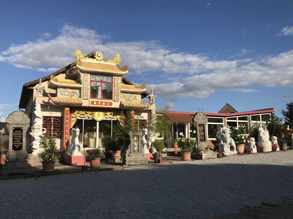 Dhagpo-Kundreul-ling à Biollet