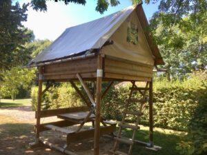Nid Perché Camping-des-Papillons