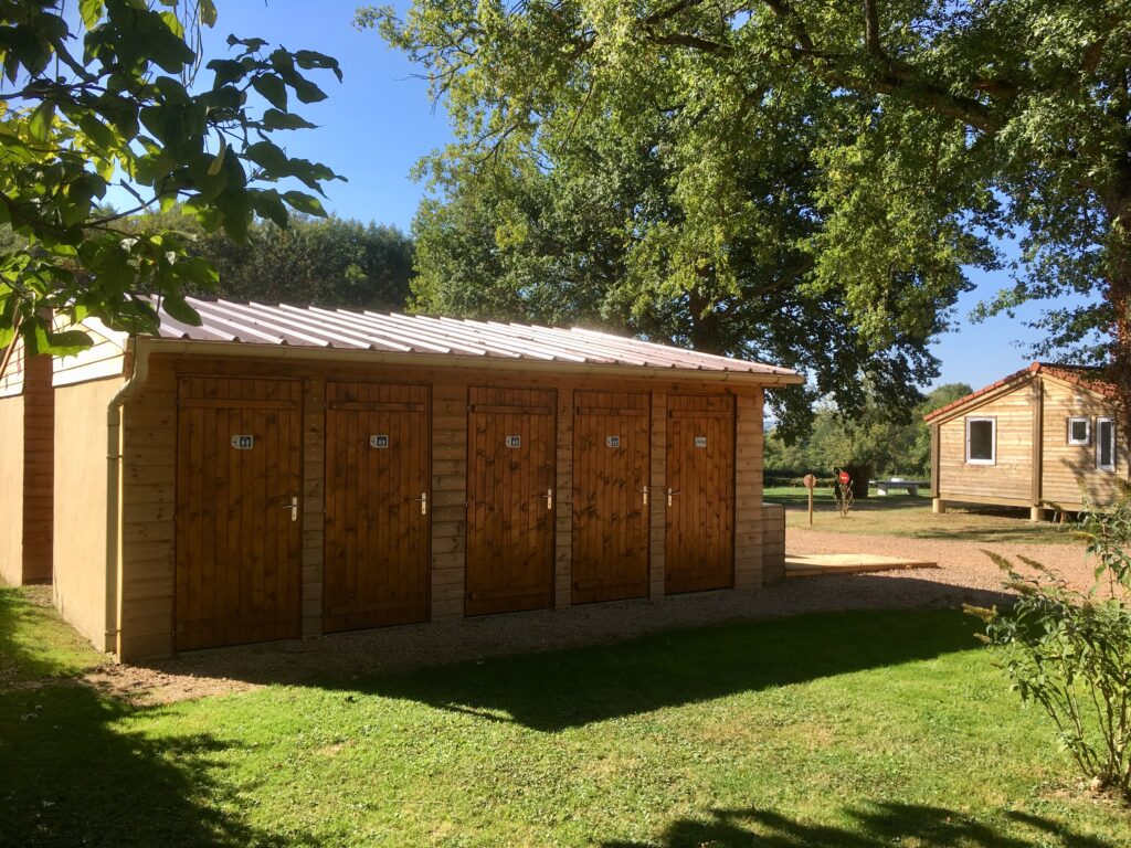 Sanitaires Camping-des-Papillons