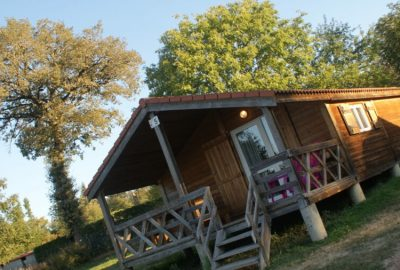 Chalet Allier Camping des Papillons